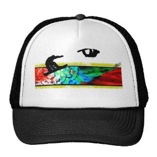 snowboarding hat