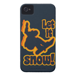 Snowboarding custom Blackberry Bold case