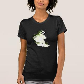 Snowboarding Design Ladies T-Shirt