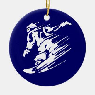 Snowboarding Extreme Sport Ornament