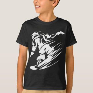 Snowboarding Extreme Sport T-Shirt