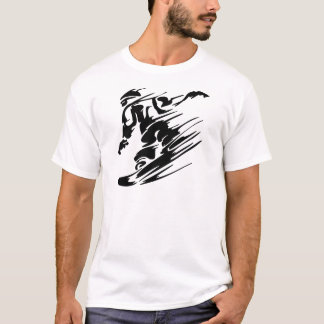 Snowboarding Extreme Sports T-Shirt