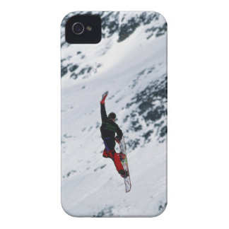 Snowboarding iPhone 4 Case-Mate Cases