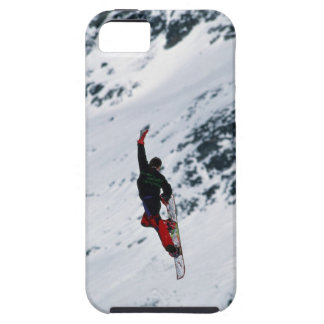 Snowboarding iPhone 5 Case