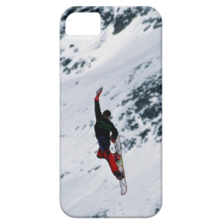 Snowboarding iPhone 5 Cover