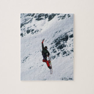 Snowboarding Jigsaw Puzzle