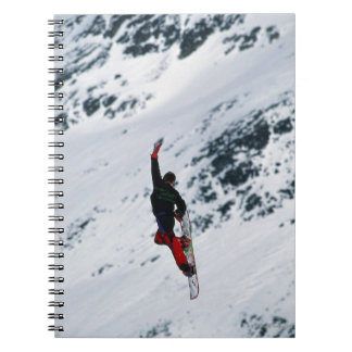 Snowboarding Notebook