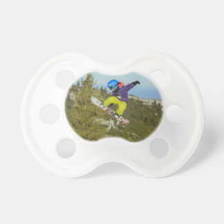 Snowboarding Pacifiers
