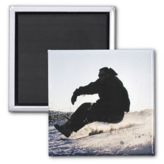Snowboarding Picture Magnet Fridge Magnets