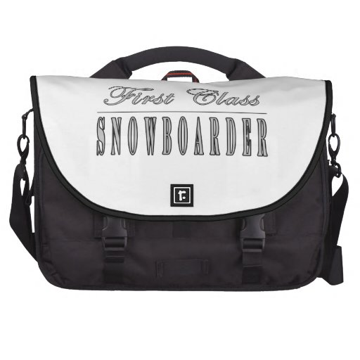 Snowboarding Snowboarders First Class Snowboarder Bags For Laptop