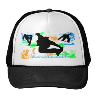 Snowboarding - Snowboarders Hat