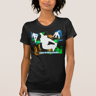 Snowboarding - Snowboarders Shirt