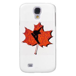 SNOWBOARDING WELL WISHED GALAXY S4 CASE