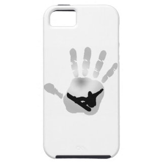 SNOWBOARDING WINTERS PALACE iPhone 5 COVER