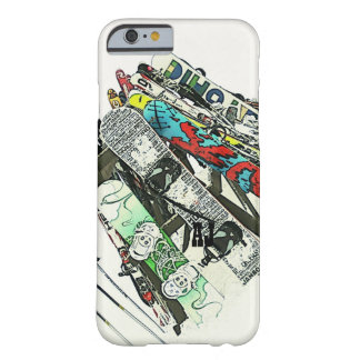 Snowboards iPhone 6 case