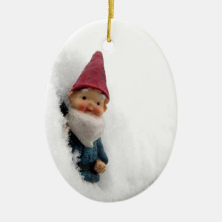 Snowbound Hector Christmas Ornament