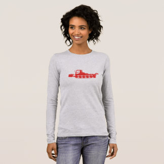 Snowcat Long Sleeve T-Shirt