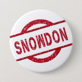 Snowden Supporter 7.5 Cm Round Badge