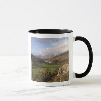 Snowdon from Capel Curig, Gwynedd, Wales (RF) Mug