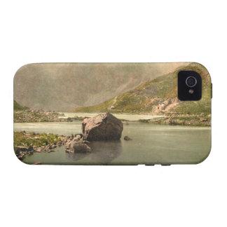 Snowdon from Llyn Llydaw, Gwynedd, Wales Case-Mate iPhone 4 Cover