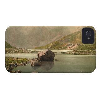 Snowdon from Llyn Llydaw, Gwynedd, Wales Case-Mate iPhone 4 Cases