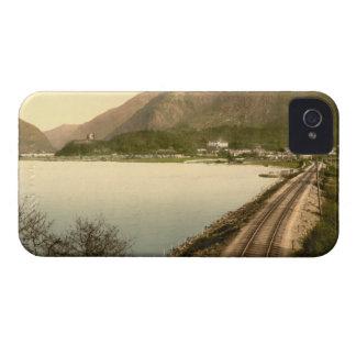 Snowdon from Llyn Padarn, Gwynedd, Wales Case-Mate iPhone 4 Case