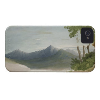 Snowdon (w/c with pencil) Case-Mate iPhone 4 cases