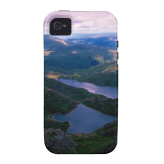 Snowdon Wales Vibe iPhone 4 Cases