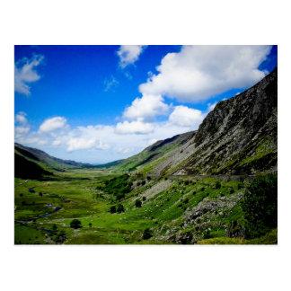 Snowdonia Postcard