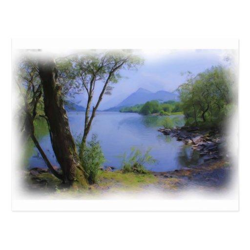 Snowdonia Views Postcards
