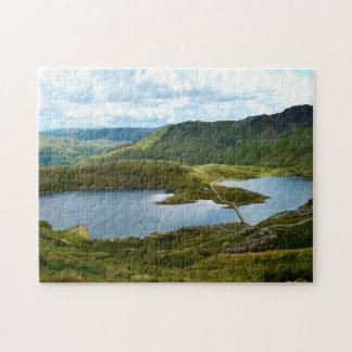 Snowdonia Wales. Puzzles