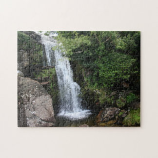 Snowdonia Waterfall Puzzle