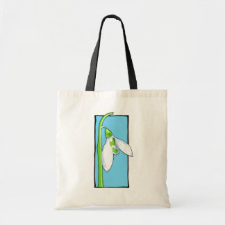 Snowdrop blue Bag
