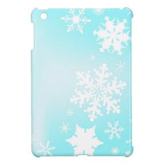 Snowfall iPad Mini Cover