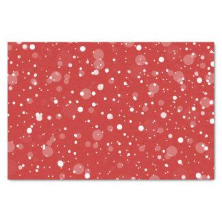 Snowfall Tissue Paper