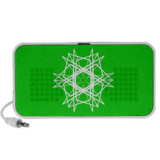 Snowflake 16 travelling speakers