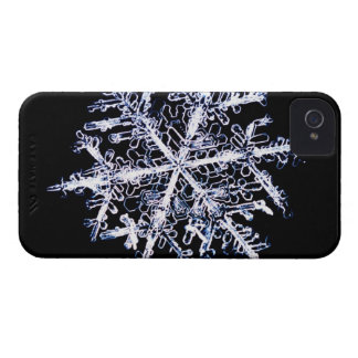 Snowflake 9 iPhone 4 cases