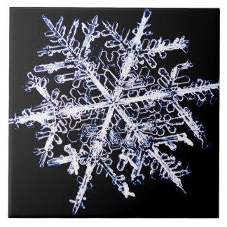 Snowflake 9 tile