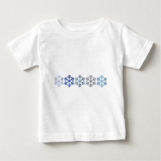 Snowflake Baby Fine Jersey T-Shirt