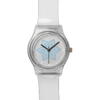 SNOWFLAKE  | cool snow flower Watch