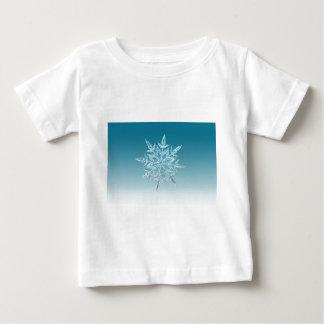 Snowflake Crystal Baby T-Shirt