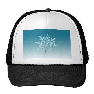 Snowflake Crystal Cap