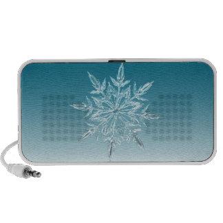Snowflake Crystal Speaker