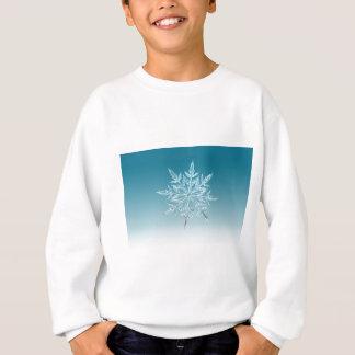 Snowflake Crystal Sweatshirt