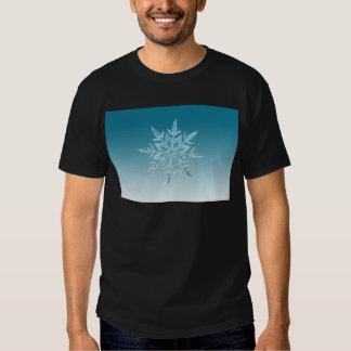 Snowflake Crystal Tee Shirts