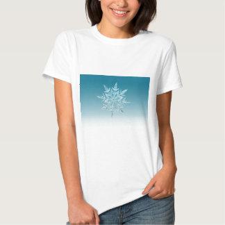 Snowflake Crystal Tshirts