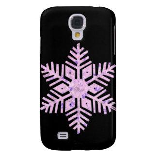 'Snowflake Cutout #1' Galaxy S4 Case