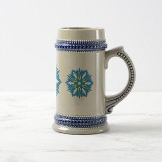 Snowflake Design Christmas Mugs & Holiday Gifts