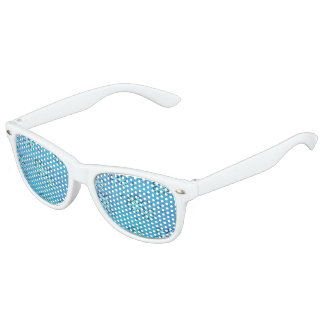 Snowflake Design Kids Sunglasses