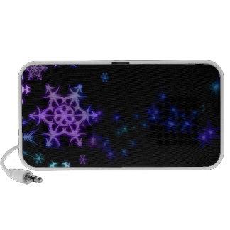 Snowflake Doodle Speaker